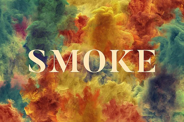 12 packs de pinceaux de fumée gratuits pour Adobe Photoshop 1