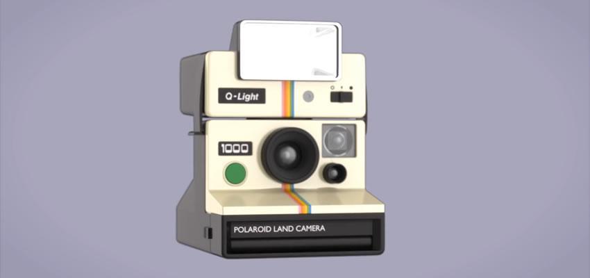Predložak Polaroid Play Motion