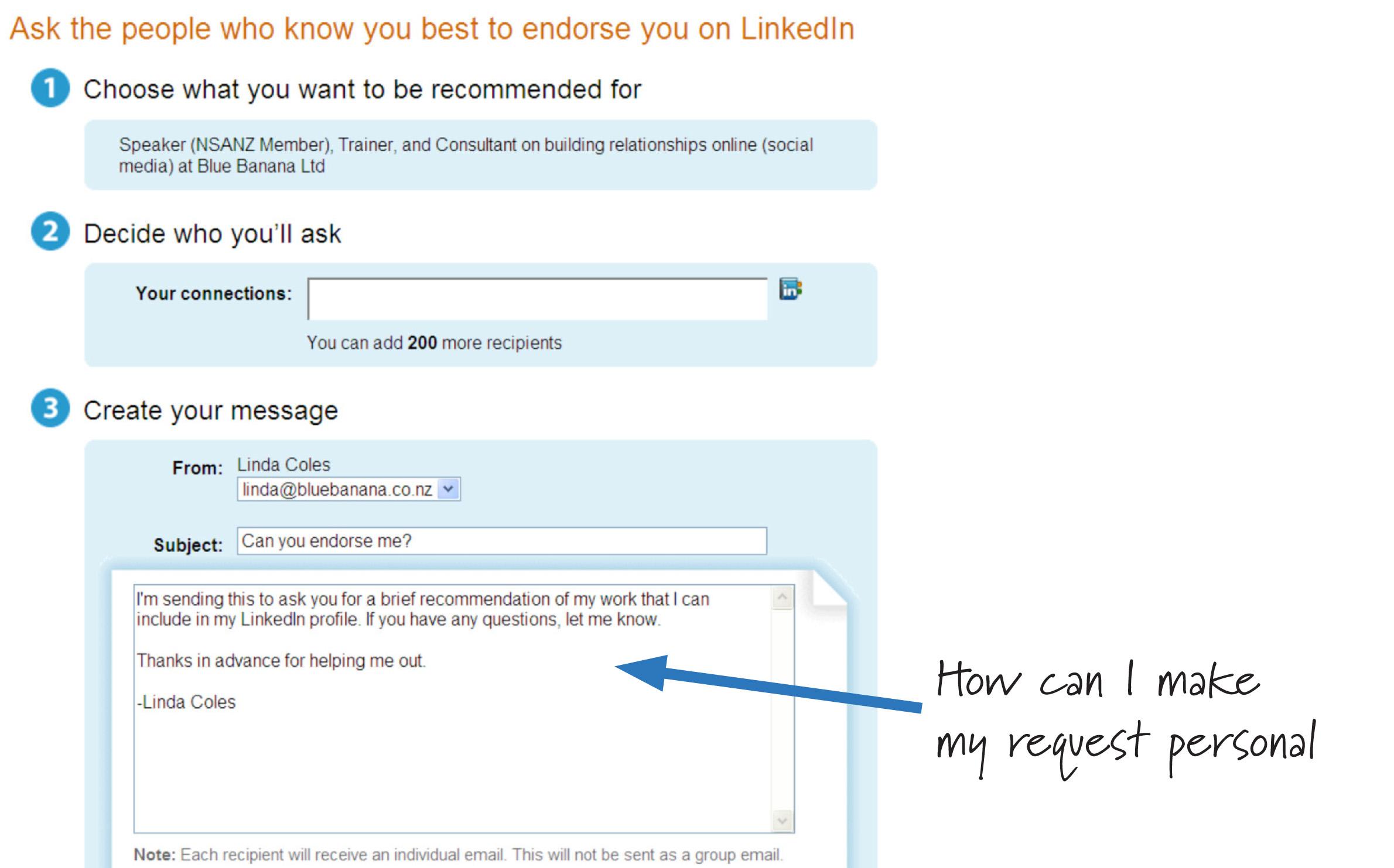 Öne çıkmanıza yardımcı olmak için LinkedIn'den 4 ipucu 4