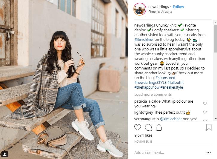 Influenciadores de moda de Robert y Christina Instagram