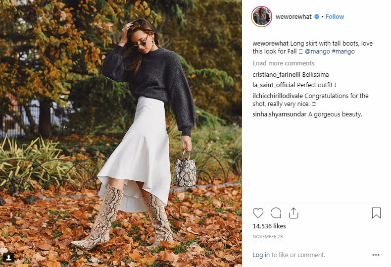 Danielle Bernstein Influenciadores de la moda de Instagram