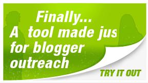BlogDash Blog Outreach Solution