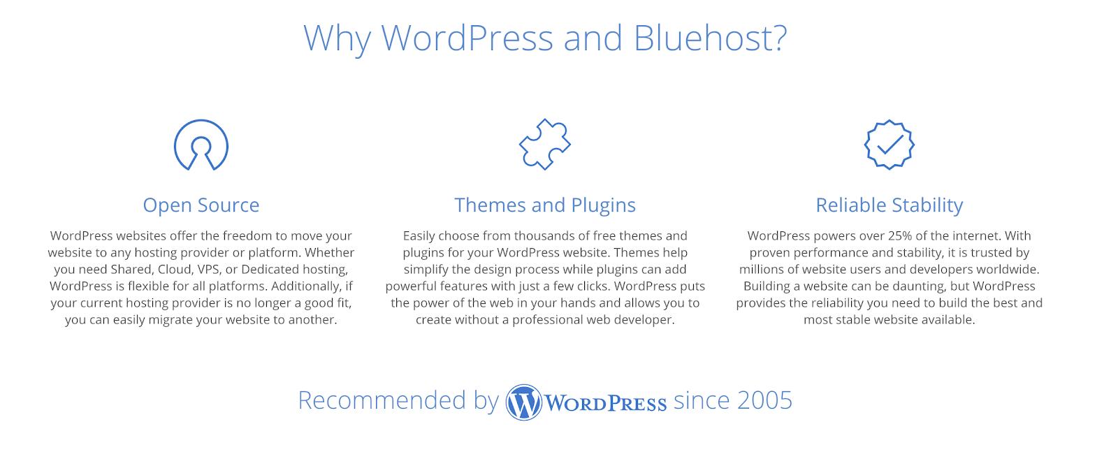 Por qué elegir alojar tu blog con WordPress Descripción