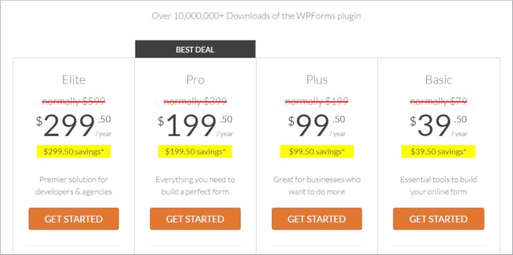 wpforms-price