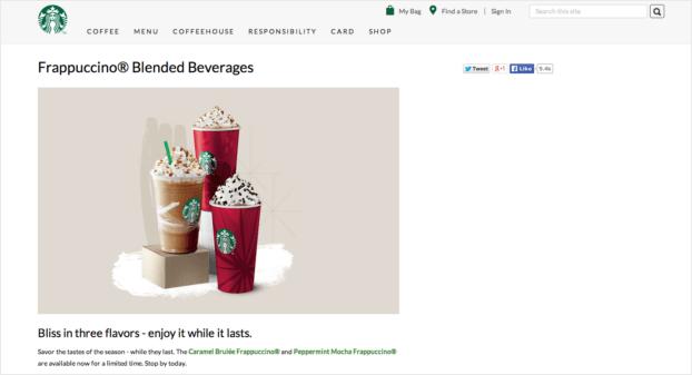 Starbucks mientras dura