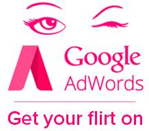 coquetear google