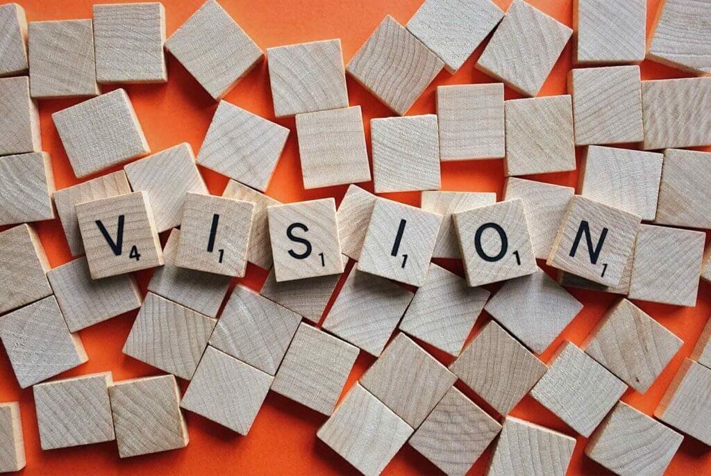 Ideas de publicaciones de blog Comparta su visión