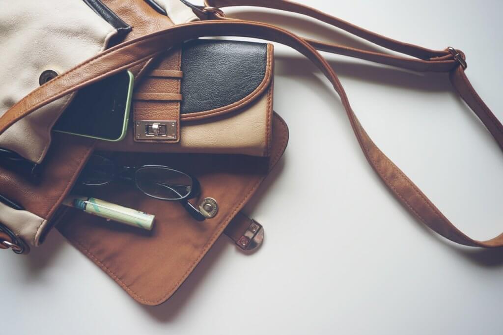 Ideas de publicaciones de blog dentro de su bolso