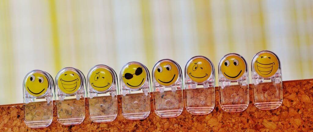Ideas de publicaciones de blog Emojis favoritos