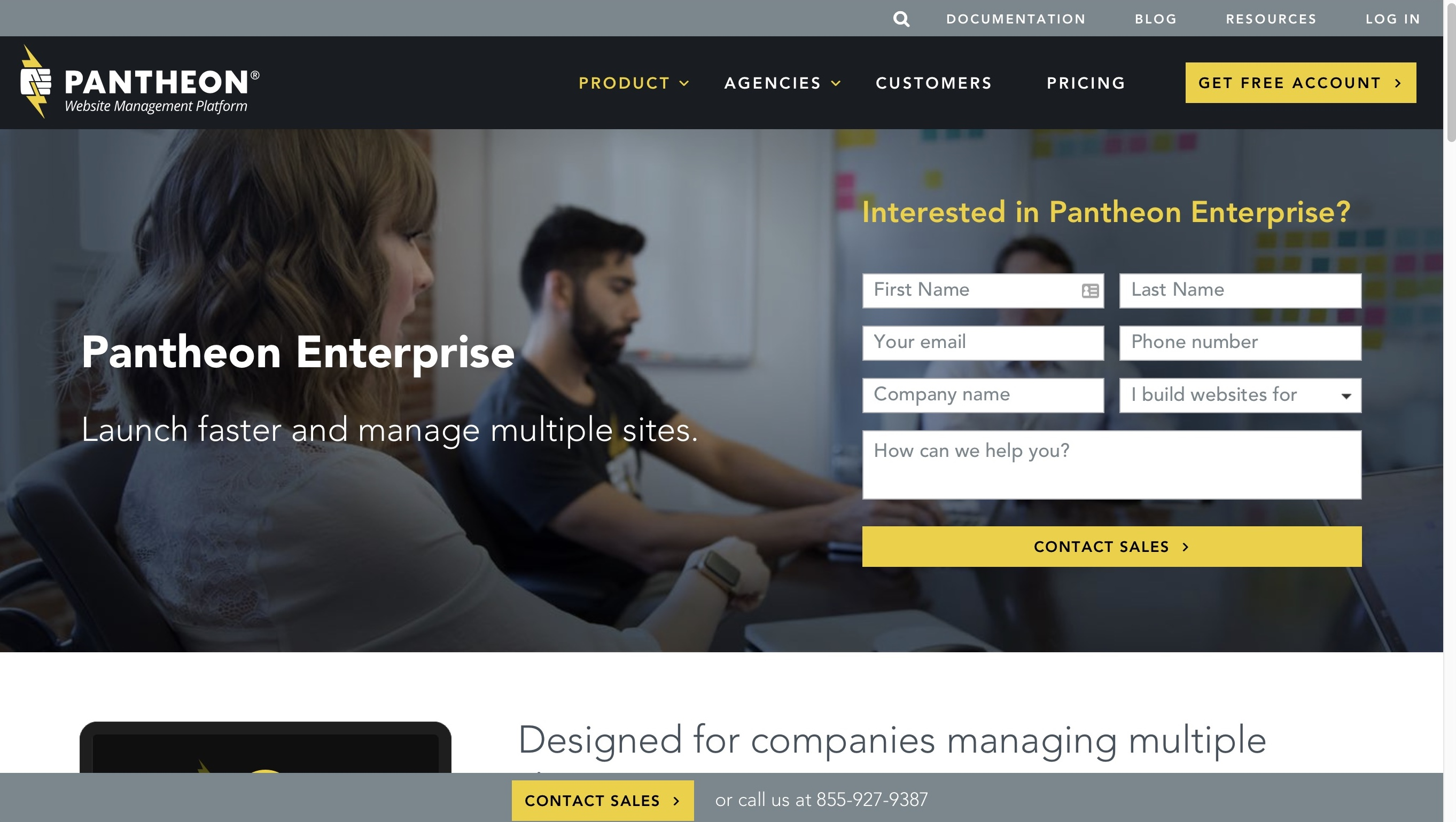 """pantheon """"srcset ="""" https://blogging-techies.com/wp-content/uploads/2020/04/1587935171_544_¿Cuales-son-los-mejores-planes-de-alojamiento-de-nivel-empresarial.jpg 2725w, https://winningwp.com/wp-content/uploads/2018/02/pantheon-250x141. jpg 250w, https://winningwp.com/wp-content/uploads/2018/02/pantheon-768x434.jpg 768w, https://winningwp.com/wp-content/uploads/2018/02/pantheon-700x396. jpg 700w, https://winningwp.com/wp-content/uploads/2018/02/pantheon-120x68.jpg 120w """"tamaños ="""" (ancho máximo: 2725px) 100vw, 2725px """"></p> <p>Pantheon ha estado en este mercado desde 2010 y, durante ese tiempo, han creado una impresionante cartera de clientes, incluidas empresas como Nvidia, IBM, Cisco, Boston Herald, Dell y muchas otras.</p> <p>Sus soluciones de nivel empresarial afirman ser las configuraciones de alojamiento más rápidas y escalables que existen. Esto se debe al hecho de que Pantheon es una plataforma como servicio multiinquilino, con todos los sitios de clientes que se ejecutan en la misma infraestructura de plataforma a través de Google Cloud Platform (sin importar el tráfico).</p> <h4>Precio y Parámetros</h4> <p>Aunque la página de ventas dice que obtienes hosting empresarial Pantheon para <strong>$ 10,000 al año</strong>, es difícil obtener ese número cuando usa su calculadora de precios. Verá que el precio crece bastante rápido a medida que necesita más potencia del servidor.</p> <p>Todos los planes empresariales te dan <strong>visitas ilimitadas y ancho de banda, 33 instalaciones de WordPress</strong> o más, y <strong>Más de 100 GB de espacio en disco</strong>.</p> <p>Una de las principales fortalezas de Pantheon son sus entornos de """"desarrollo"""", """"prueba"""" y """"vivir"""", y cómo están configurados. Todos están conectados por control de versiones y también te permiten hacer un desarrollo directo. Además, cada entorno tiene la misma arquitectura y características de rendimiento, lo cual es enorme para realizar pruebas precisas y asegurarse de que cualquier código que """