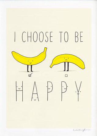 elijo ser feliz