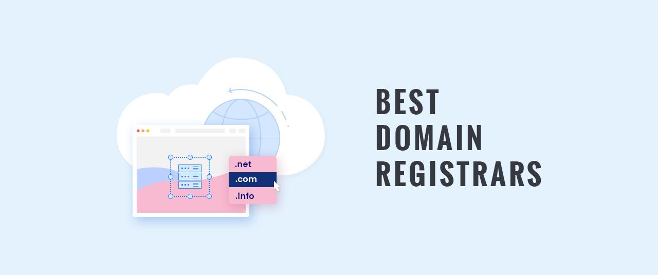 Top 10 des bureaux d'enregistrement de noms de domaine bon marché par rapport à 2020