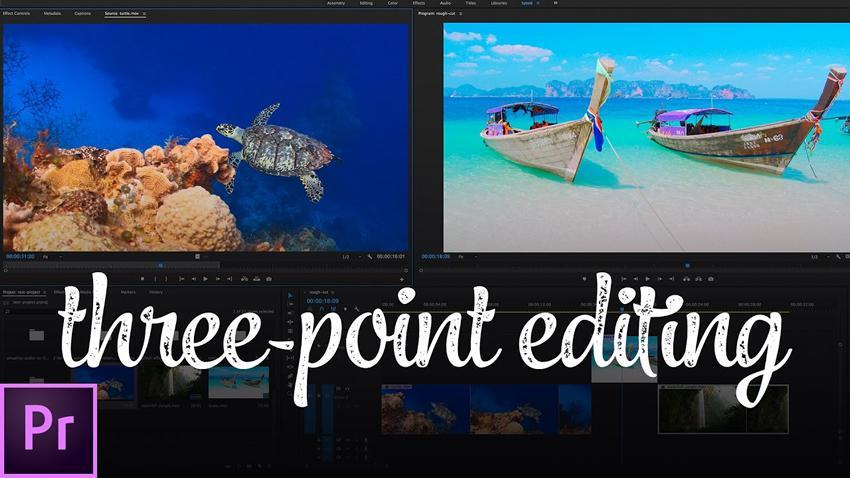 La forma más rápida de editar video en Premiere Pro