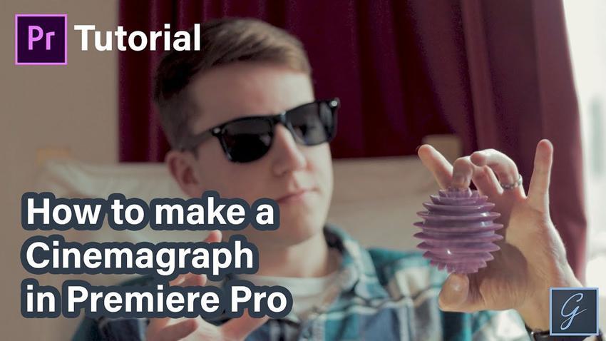 Cómo hacer un cinemagraph en Adobe Premiere Pro