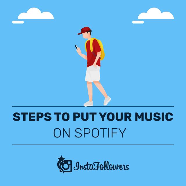 Pasos para poner tu música en Spotify