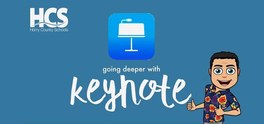 Đi sâu vào Keynote