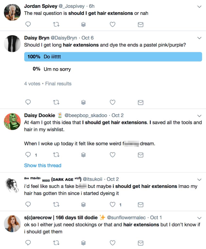 Twitter  Ejemplo de búsqueda avanzada