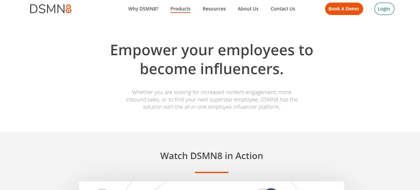 DSMN8 Herramientas de defensa de los empleados