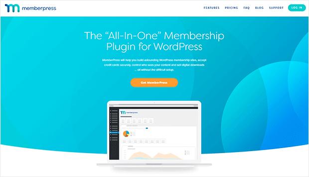 use memberpress para crear un curso en línea