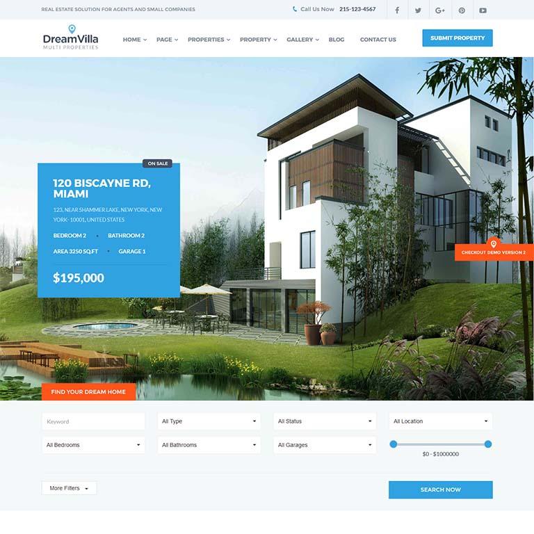 """Dreamvilla-real-estate-WordPress-themes"