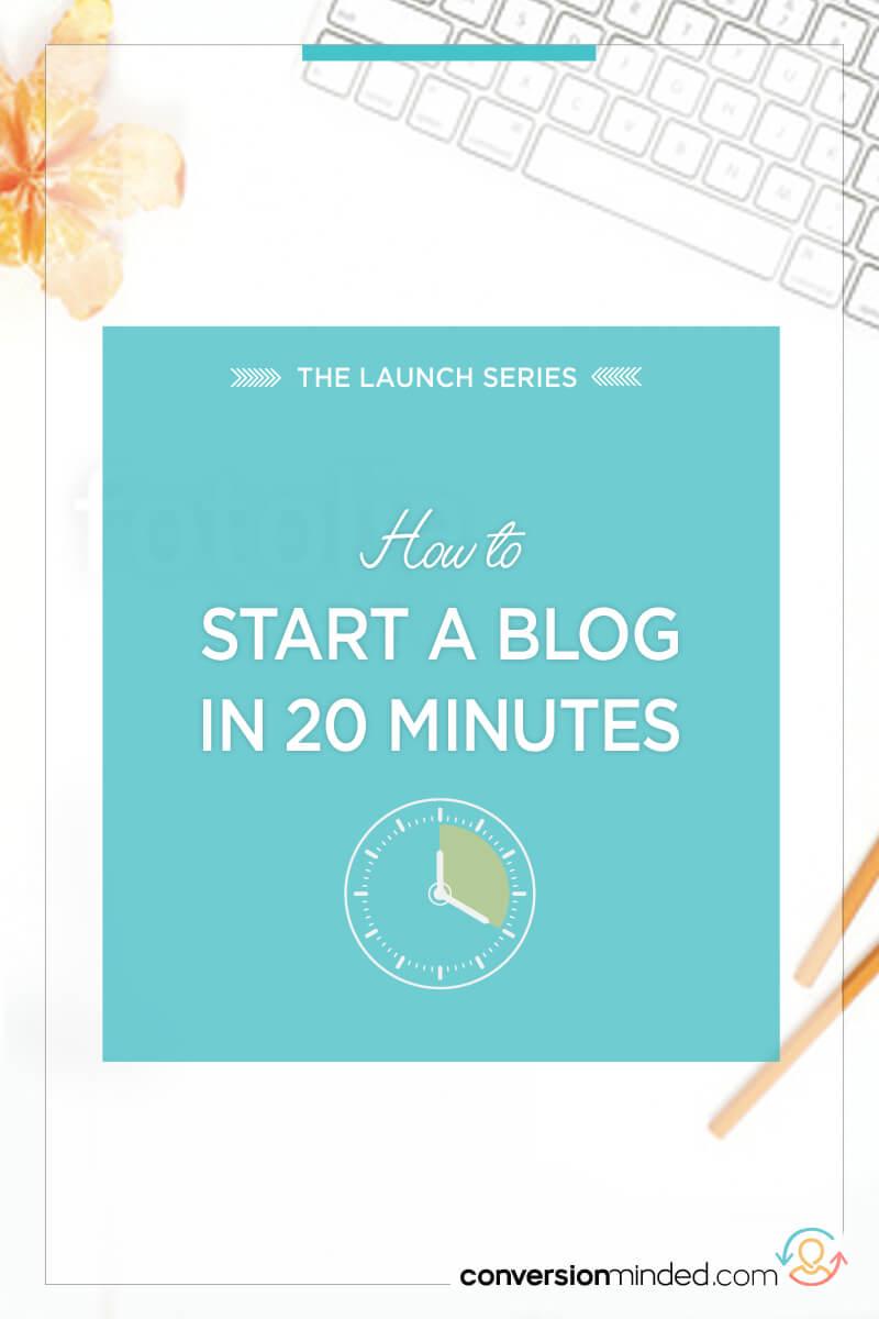 Cómo comenzar un blog | ¿Estás listo para comenzar tu blog pero no estás seguro de qué hacer? Solo hay un puñado de cosas que debe hacer y esta guía lo guiará a través de todo. ¡Haga clic para empezar!