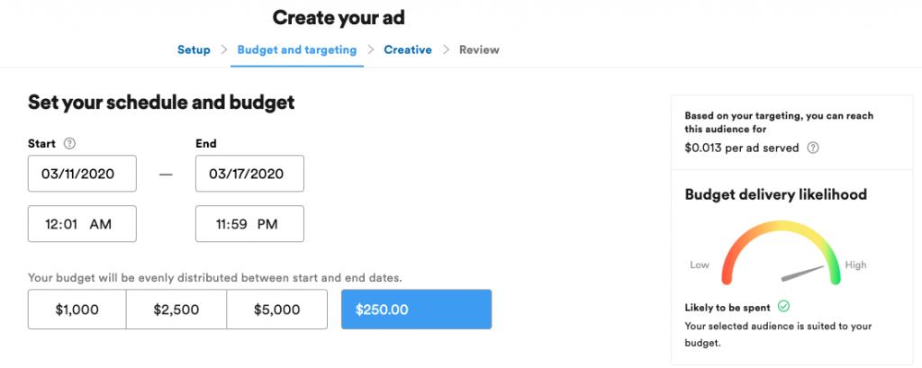 Spotify Werbung Hängt
