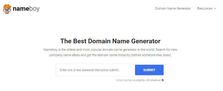nameboy-best-blog-name-generator