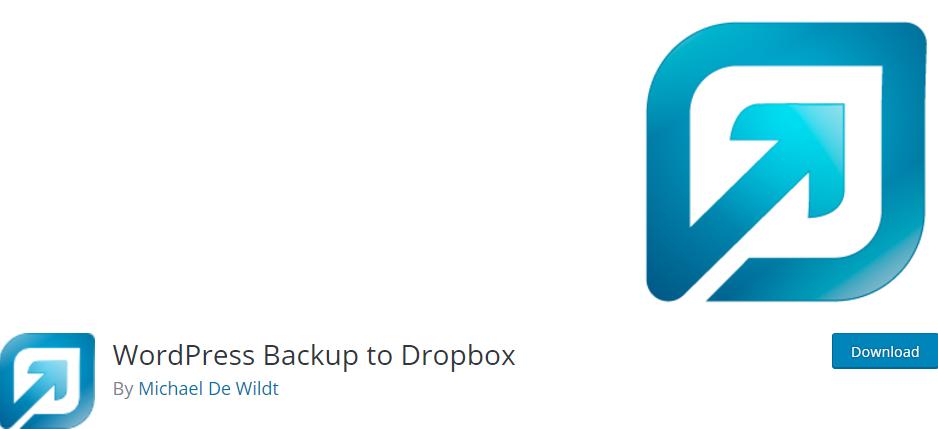 """WordPress-Backup-to-Dropbox-wp-plugin """"width ="""" 938 """"height ="""" 429 """"srcset ="""" https://themegrill.com/blog/wp-content/uploads/2017/06/WordPress-Backup-to -Dropbox-wp-plugin.png 938w, https://themegrill.com/blog/wp-content/uploads/2017/06/WordPress-Backup-to-Dropbox-wp-plugin-300x137.png 300w, https: / /themegrill.com/blog/wp-content/uploads/2017/06/WordPress-Backup-to-Dropbox-wp-plugin-768x351.png 768w """"tamaños ="""" (ancho máximo: 938px) 100vw, 938px """"></p> <p>Por último pero no menos importante, <strong>Copia de seguridad de WordPress a Dropbox</strong> es otro <strong>increíble complemento de copia de seguridad de WordPress</strong> vale la pena tener. Como su nombre lo indica, es una solución de respaldo para WordPress que funciona con <strong></strong>. Simplemente active el complemento, programe la copia de seguridad y espere: el complemento entregará todos los archivos y la base de datos de su sitio web en su Dropbox.</p> <p>El complemento le permite configurar el día, la hora y la frecuencia con la que desea una copia de seguridad. Además, puede establecer dónde almacenar la copia de seguridad de su sitio web dentro de Dropbox y en el servidor. Para crear copias de seguridad con este complemento, primero debe autenticar el complemento con su cuenta de Dropbox.</p> <p><strong>Pros:</strong></p> <ul> <li>UNA <strong>solución simple y gratuita</strong> para los principiantes Es fácil de configurar y usar el complemento.</li> </ul> <p><strong>Contras:</strong></p> <ul> <li>El complemento requiere un <strong>Cuenta de Dropbox</strong> lo que puede costarle si su copia de seguridad es grande.</li> </ul> <h3>Terminando</h3> <p>Dado que crear un sitio web de WordPress es muy fácil, una gran parte de los nuevos sitios web se construye con WordPress. Sin embargo, hay algunos aspectos como <strong>seguridad y respaldo del sitio web</strong> que necesitan su atención constante incluso después de desarrollar un sitio completo. Nunca se sabe cuándo los malos ponen ojos malvad"""