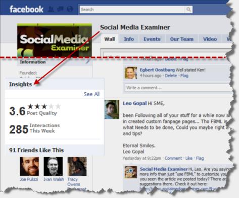 3 Mahdolliset käyttötavat Facebook Näkymät sinun eduksesi