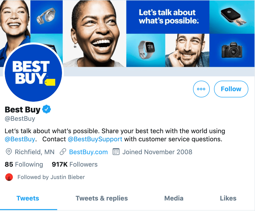mejor compra twitter