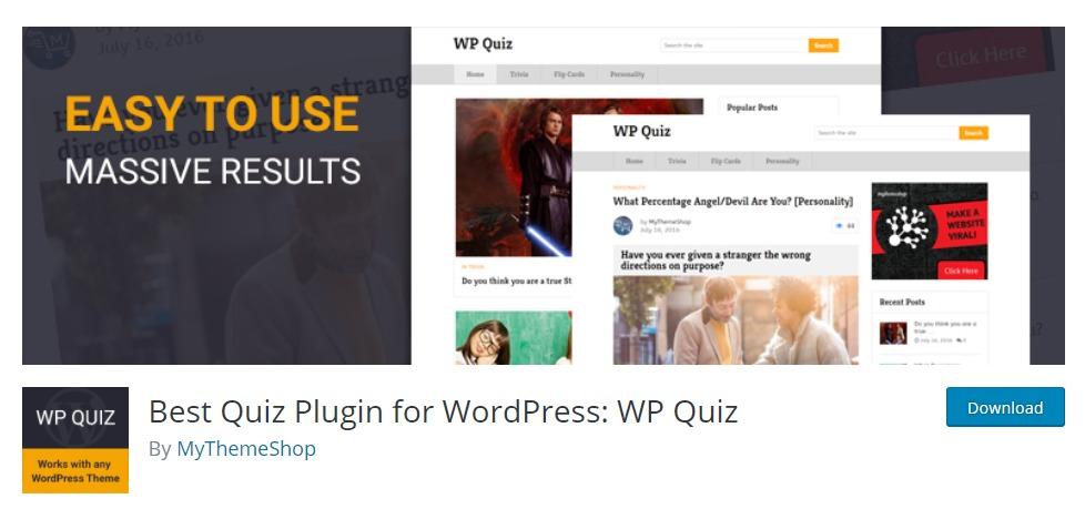 WordPress-Quiz-Plugin
