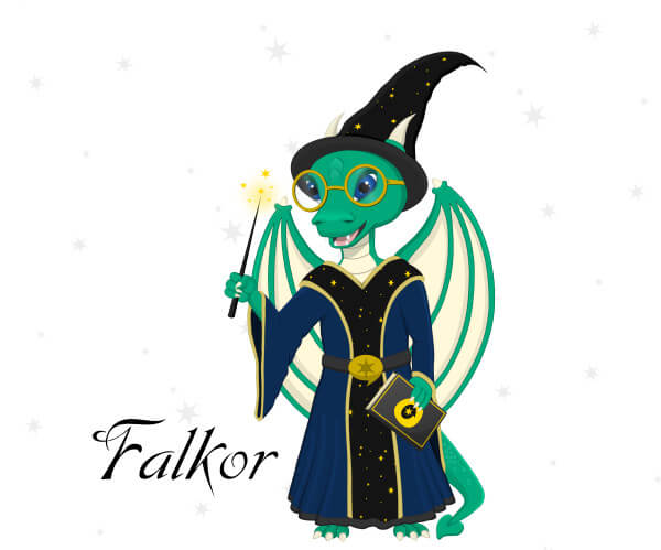 7 Falkor