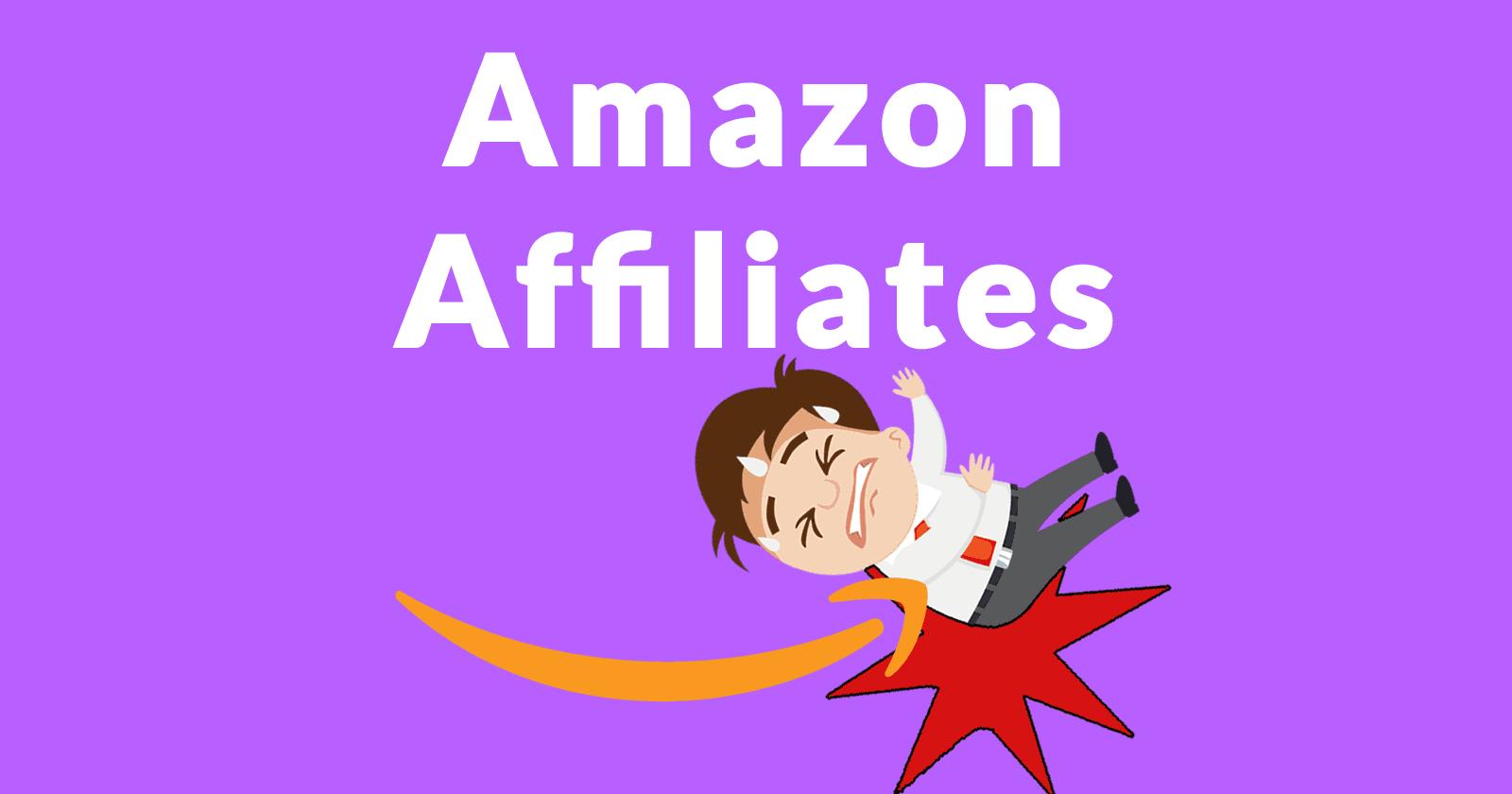 Amazon vähentää dramaattisesti kumppanien maksuja 1%