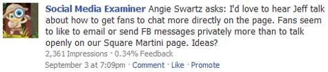 làm sao Facebook Phiên chuyên gia vào thứ sáu tăng sự tham gia của người hâm mộ 3