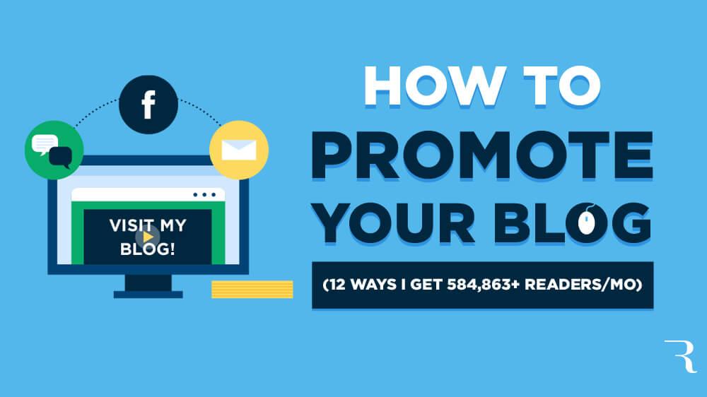 Kako promovirati svoj blog u 2020. godini (12 načina na koje dobivam …