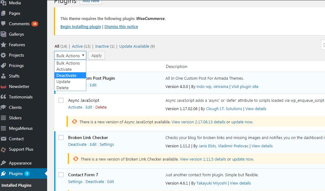 deactivate-plugins-wordpress-white-screen