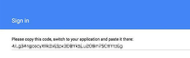 copia el código de google analytics