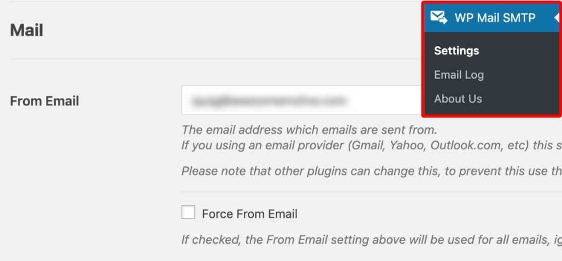 ajustar la configuración si el formulario de contacto de WordPress no envía correo electrónico