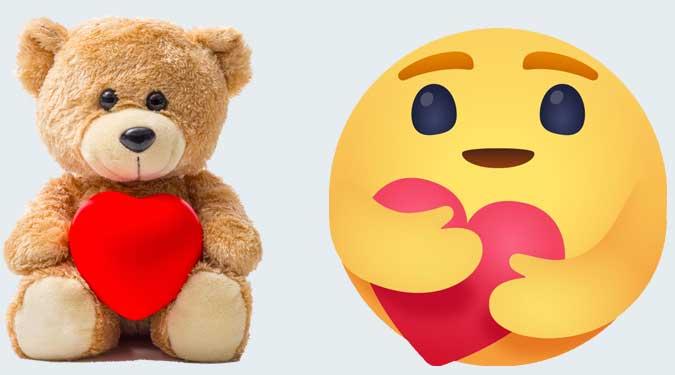 Facebook    Chăm sóc biểu tượng cảm xúc