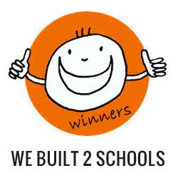 Meillä on WPBeginner + -palvelun voittajat 2 Koulut rakennettiin