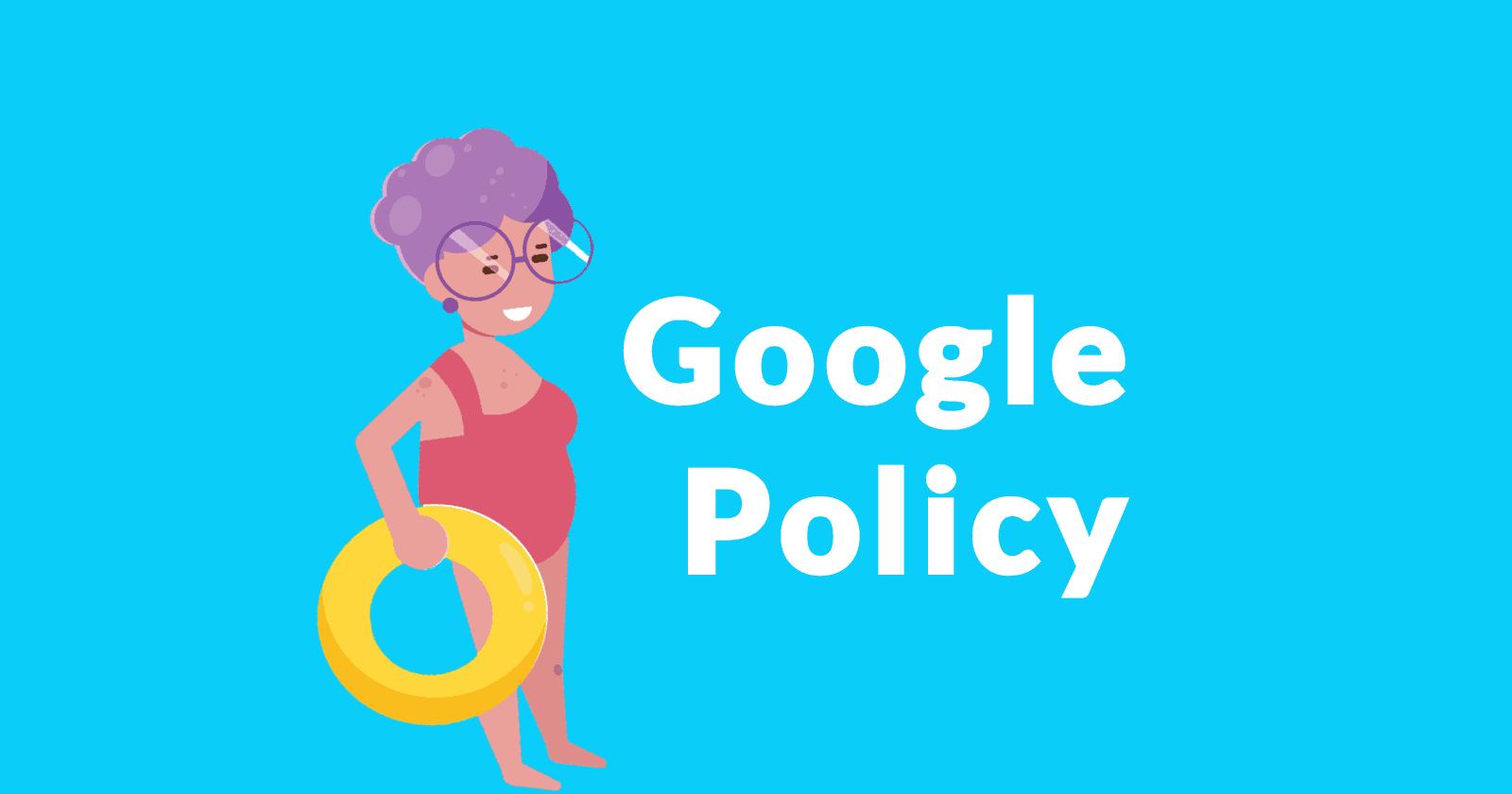 Google AdSense giải thích lý do tại sao áo tắm của bà trong ... 2