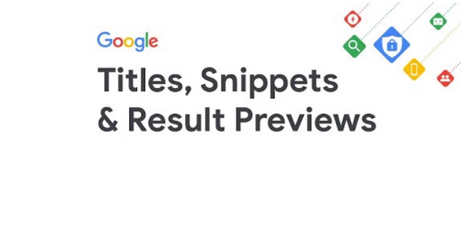 Google SEO 101: desarrollo de la vista previa de resultados de búsqueda