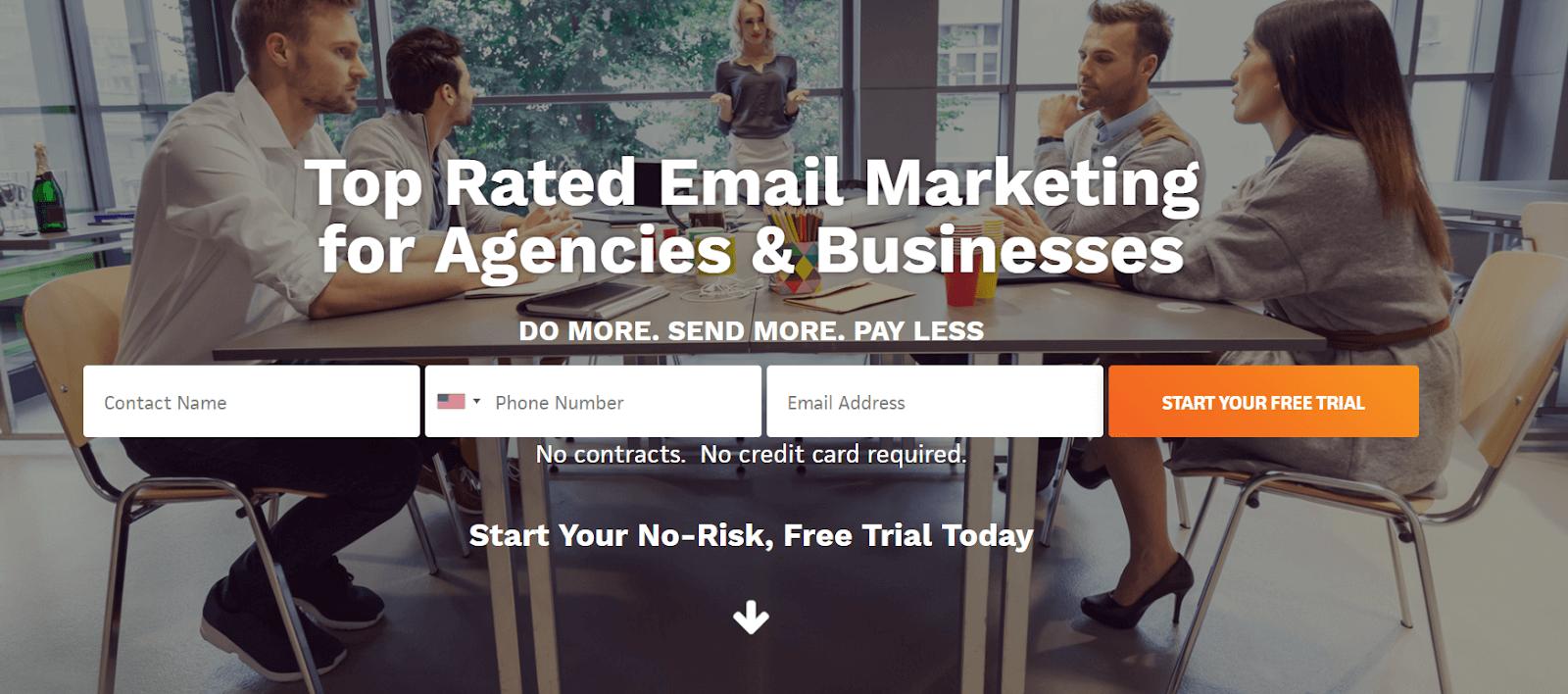 Las mejores herramientas de marketing por correo electrónico de Pinpointe