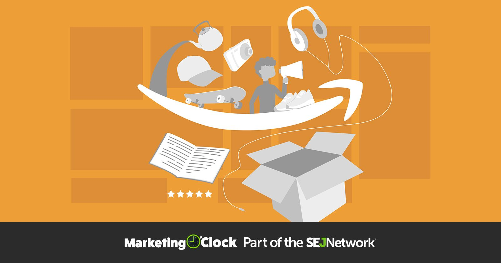 Tuotesuunta alkaen Amazon sponsoroiduille mainoksille ja digitaalisen markkinoinnin mainoksille …
