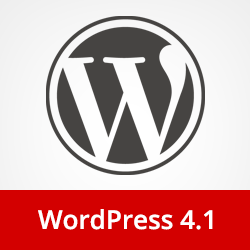What's new in WordPress? 4.1 1