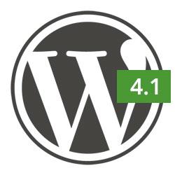 Lo que viene en WordPress 4.1 (Características y capturas de pantalla)