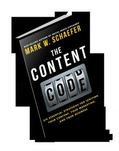 el código de contenido