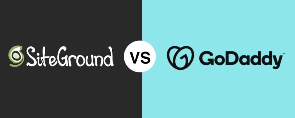 SiteGround vs GoDaddy Comparación 2020