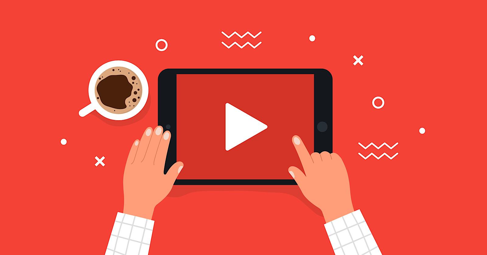 YouTube näyttää tekijöille, minkä kellonajan vastaanottajat …