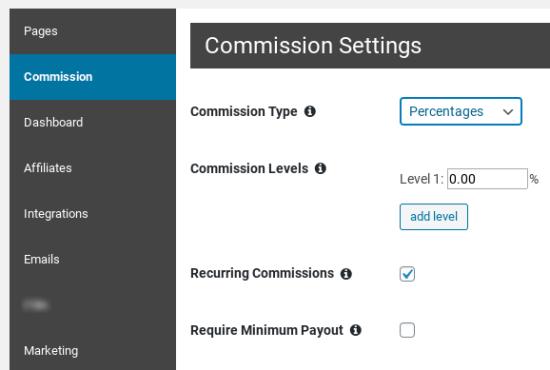 Royale filiallarınız üçün komissiya təyin edin